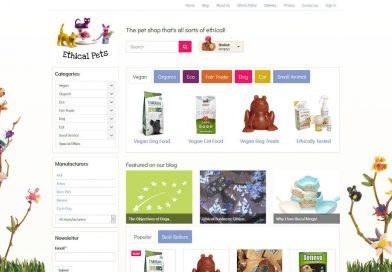 Ethical pets online pet shop