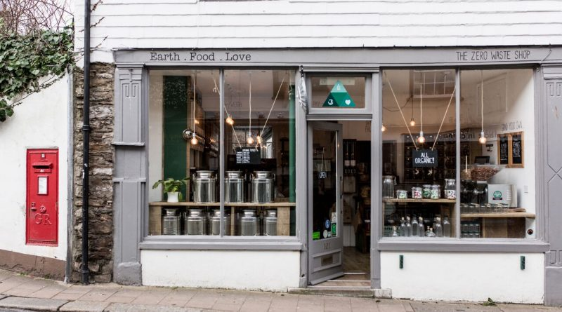 Earth Food Love Totnes Devon