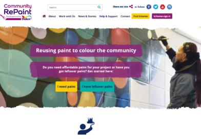 Community Repaint scheme