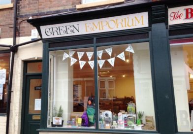 Green Emporium shop front